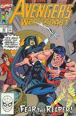 Avengers West Coast # 65