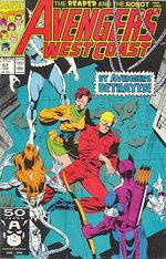 Avengers West Coast # 67