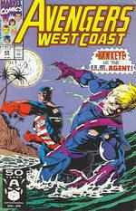 Avengers West Coast # 69
