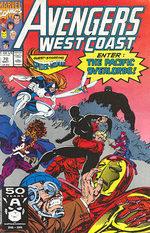 Avengers West Coast # 70