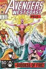 Avengers West Coast # 71