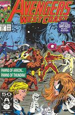 Avengers West Coast # 75