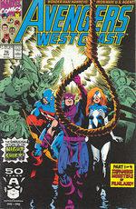 Avengers West Coast # 76