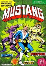 Mustang (format Comics) 63