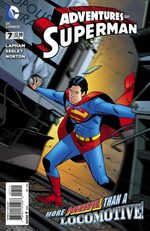 The Adventures of Superman # 7