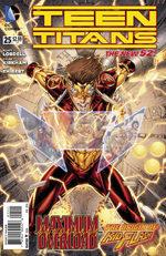 Teen Titans # 25