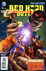Red Hood and The Outlaws # 21