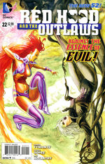 Red Hood and The Outlaws # 22