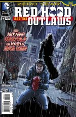 Red Hood and The Outlaws # 25