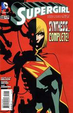 Supergirl # 22