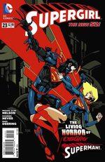 Supergirl # 23