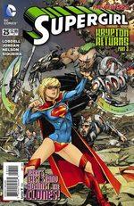 Supergirl # 25