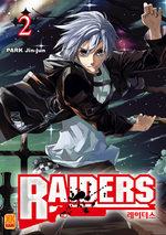 couverture, jaquette Raiders 2