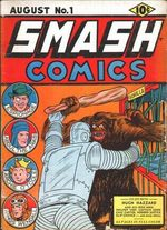 Smash Comics # 1