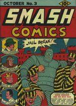 Smash Comics # 3