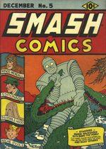 Smash Comics # 5