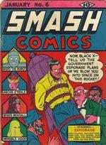 Smash Comics # 6