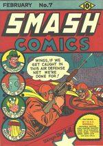 Smash Comics # 7