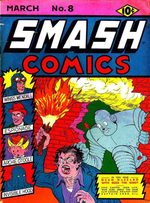 Smash Comics # 8