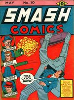 Smash Comics # 10