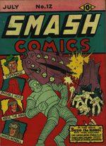 Smash Comics # 12