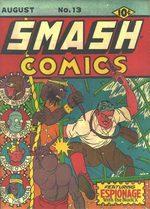 Smash Comics # 13