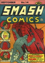 Smash Comics # 14