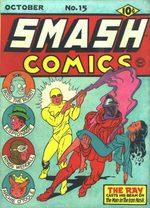 Smash Comics # 15