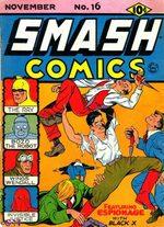 Smash Comics # 16