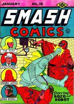 Smash Comics # 18