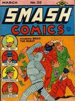 Smash Comics # 20