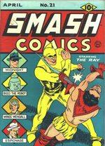 Smash Comics # 21