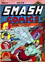 Smash Comics # 22