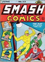 Smash Comics # 23