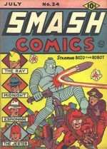 Smash Comics # 24
