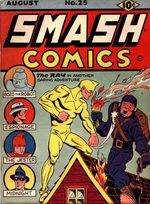 Smash Comics # 25