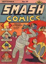 Smash Comics # 26