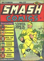 Smash Comics # 27