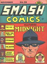 Smash Comics # 28