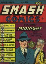 Smash Comics # 29