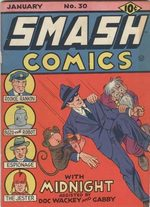 Smash Comics # 30