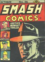 Smash Comics 37