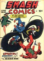 Smash Comics 43