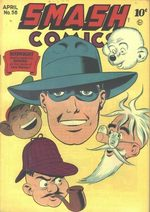 Smash Comics 58
