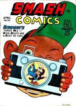 Smash Comics 70