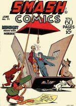 Smash Comics 71