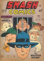 Smash Comics 72
