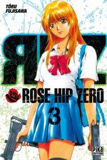 Rose Hip Zero 3 Manga
