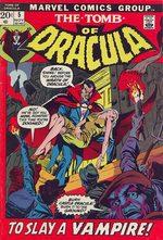 Le tombeau de Dracula # 5