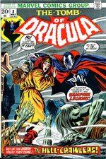 Le tombeau de Dracula # 8